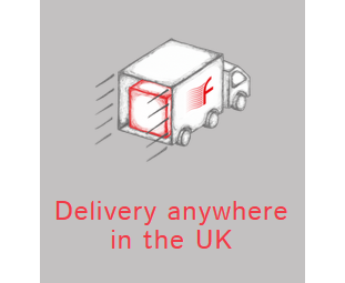 Delivery anywhere in the UK