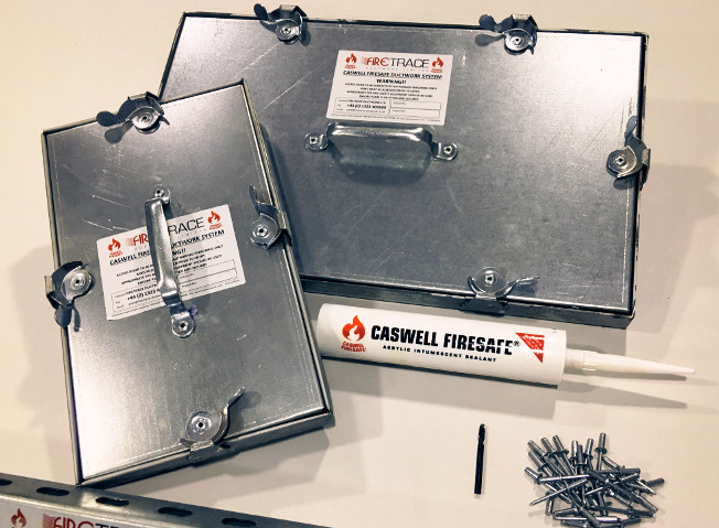 caswell firesafe ductwork