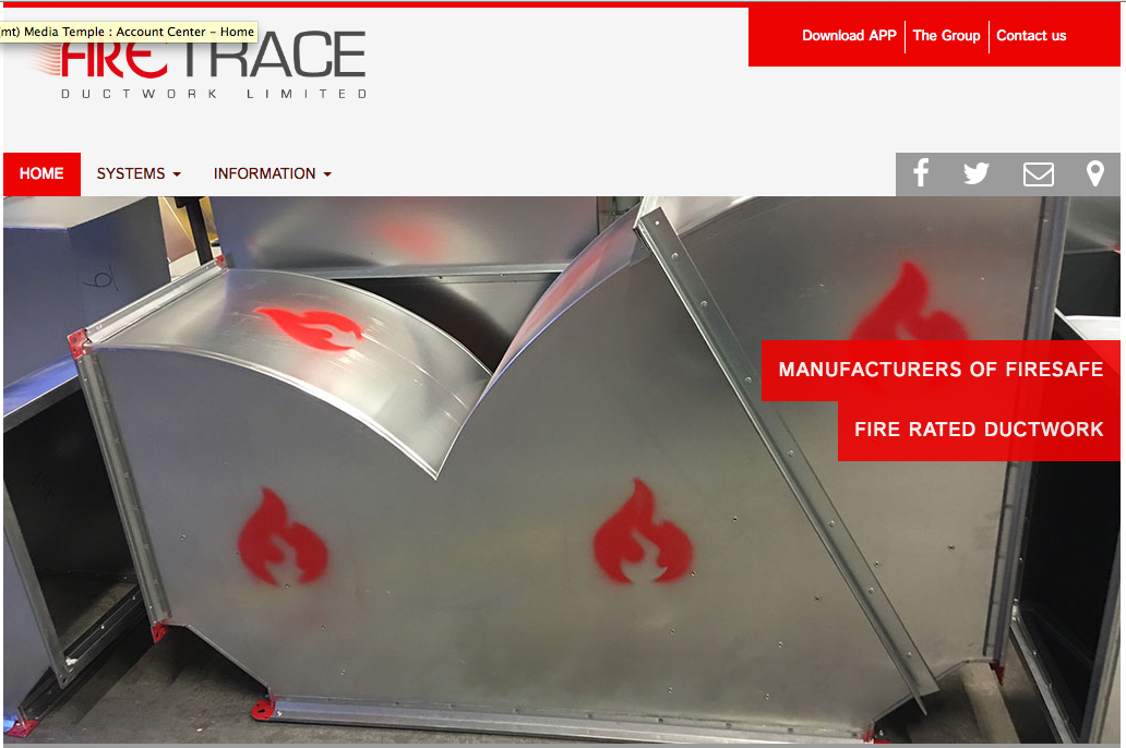 Firetrace launch new website